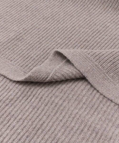かぐれ / かぐれ ニット・セーター | タートルリブニット | 詳細21
