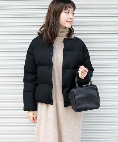 かぐれ / かぐれ ダウンジャケット・ベスト | ウールダウンショートジャケット | 詳細10