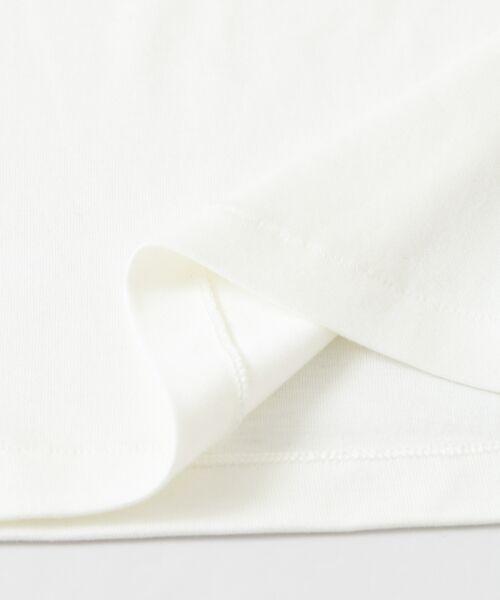 かぐれ / かぐれ Tシャツ | ロータスコットンタートルネック | 詳細12