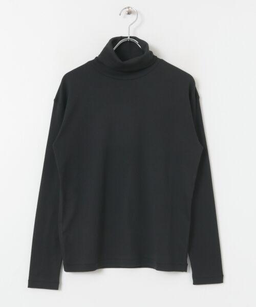かぐれ / かぐれ Tシャツ | ロータスコットンタートルネック | 詳細6