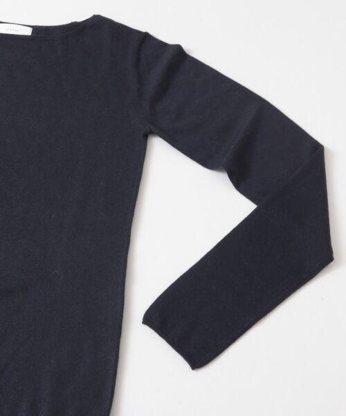 かぐれ / かぐれ ニット・セーター | ボートネックニットプルオーバー | 詳細9