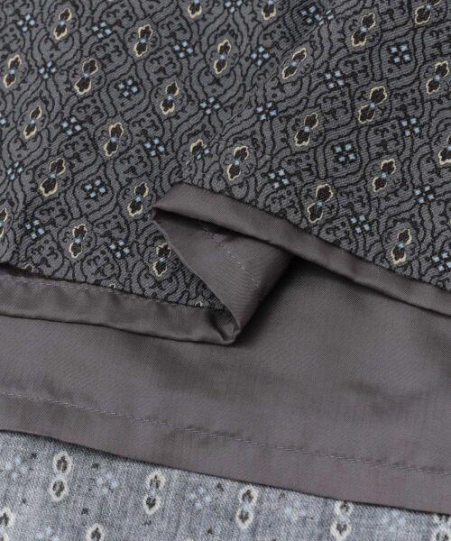 かぐれ / かぐれ スカート | sigalm 小紋柄ラップスカート | 詳細9