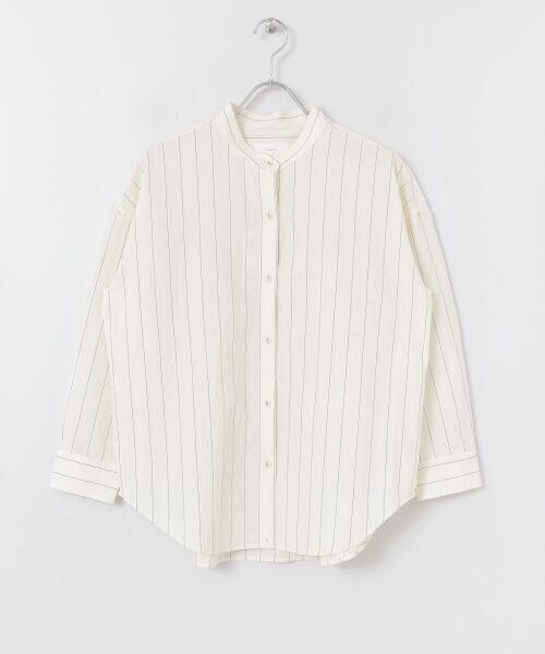 かぐれ / かぐれ シャツ・ブラウス | コットンカシュクールシャツ | 詳細12