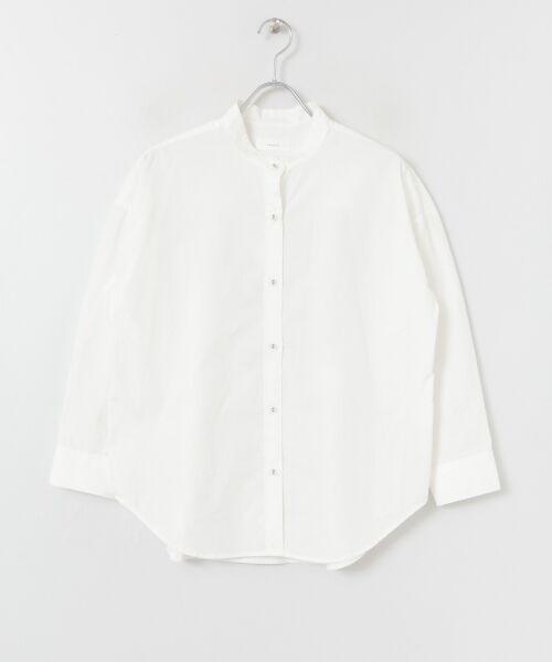 かぐれ / かぐれ シャツ・ブラウス | コットンカシュクールシャツ | 詳細13