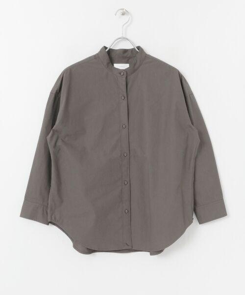 かぐれ / かぐれ シャツ・ブラウス | コットンカシュクールシャツ | 詳細14