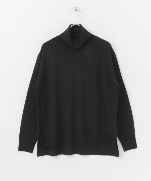 かぐれ / かぐれ ニット・セーター | ハイゲージタートルネックニット | 詳細10