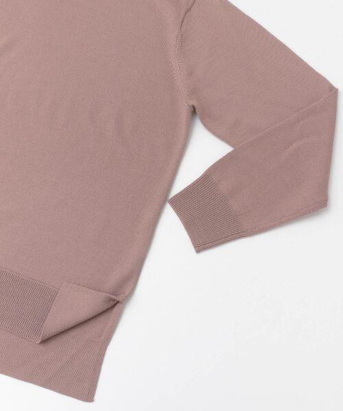 かぐれ / かぐれ ニット・セーター | ハイゲージタートルネックニット | 詳細12