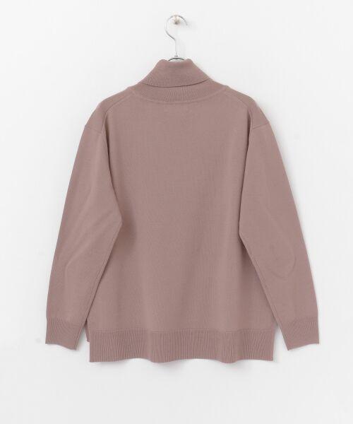 かぐれ / かぐれ ニット・セーター | ハイゲージタートルネックニット | 詳細13