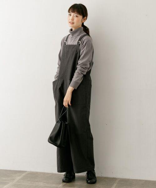 かぐれ / かぐれ ニット・セーター | ハイゲージタートルネックニット | 詳細3