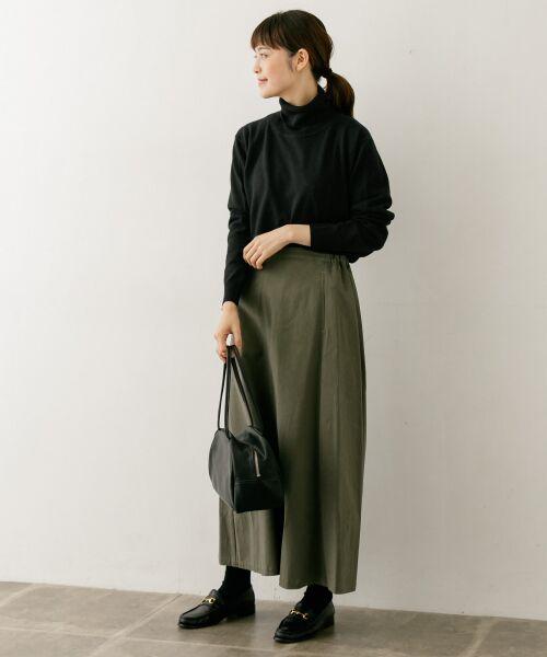 かぐれ / かぐれ ニット・セーター | ハイゲージタートルネックニット | 詳細4