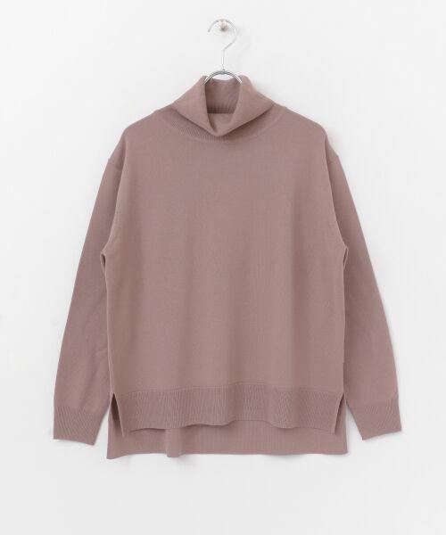 かぐれ / かぐれ ニット・セーター | ハイゲージタートルネックニット | 詳細7