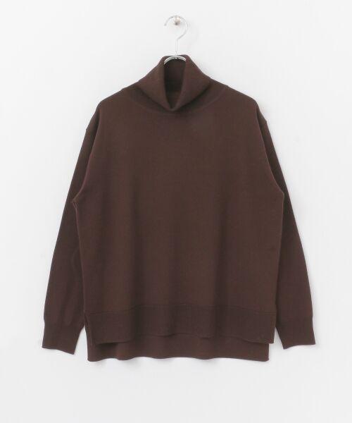 かぐれ / かぐれ ニット・セーター | ハイゲージタートルネックニット | 詳細8