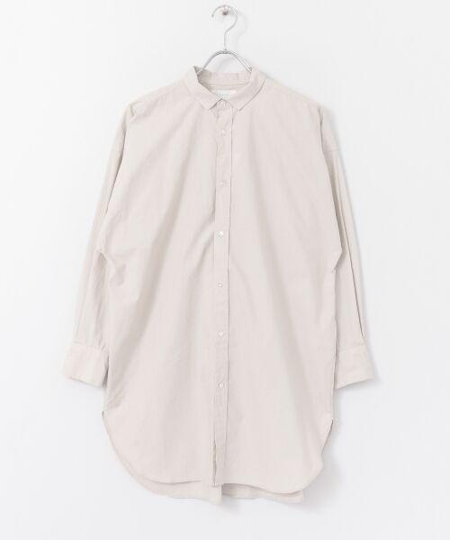 かぐれ / かぐれ シャツ・ブラウス | コットンチュニックシャツ | 詳細13
