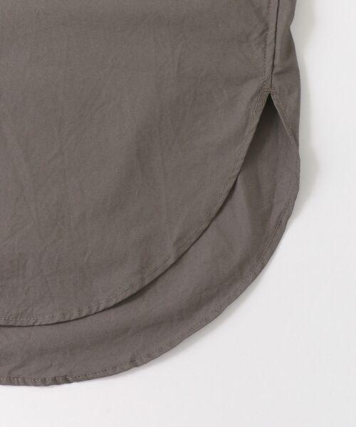 かぐれ / かぐれ シャツ・ブラウス | コットンチュニックシャツ | 詳細15