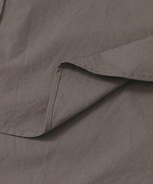 かぐれ / かぐれ シャツ・ブラウス | コットンチュニックシャツ | 詳細17