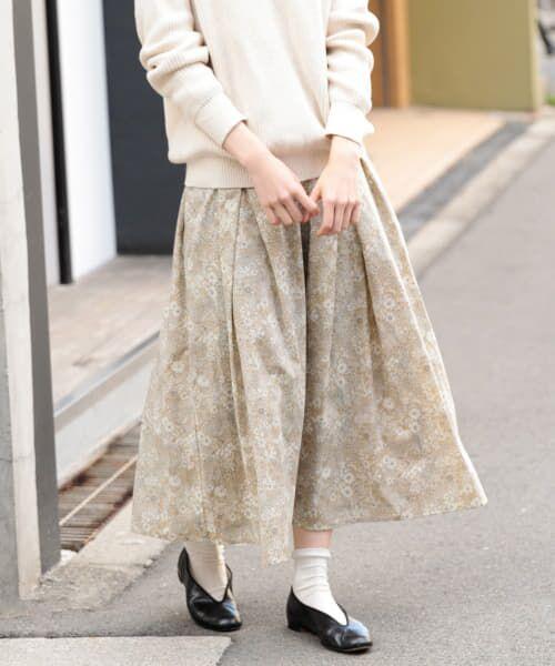 かぐれ / かぐれ スカート | リバティプリントギャザースカート | 詳細4