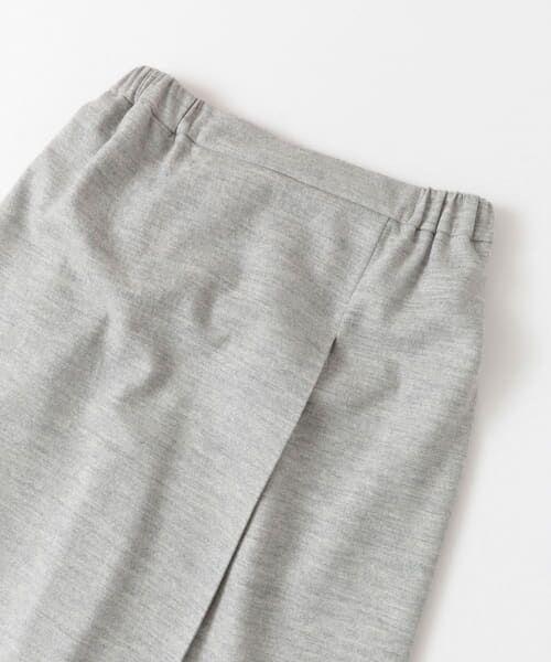 かぐれ / かぐれ スカート | ウールカットソーストレートスカート | 詳細11