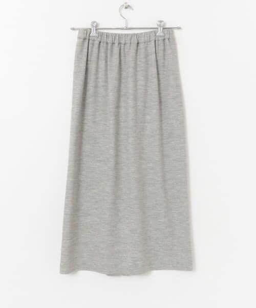 かぐれ / かぐれ スカート | ウールカットソーストレートスカート | 詳細12