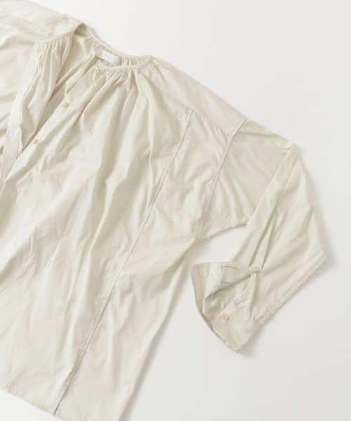かぐれ / かぐれ シャツ・ブラウス   コットンオックスギャザーシャツ   詳細11