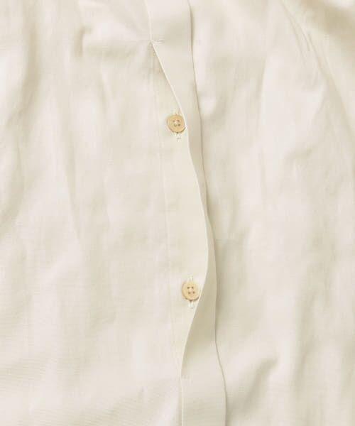 かぐれ / かぐれ シャツ・ブラウス   コットンオックスギャザーシャツ   詳細12