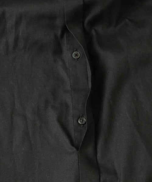 かぐれ / かぐれ シャツ・ブラウス   コットンオックスギャザーシャツ   詳細16
