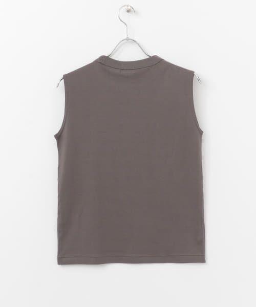 かぐれ / かぐれ Tシャツ   ロータスコットンノースリーブ   詳細11