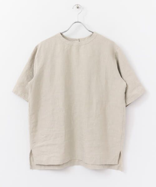 かぐれ / かぐれ シャツ・ブラウス | リネンプルオーバーシャツ | 詳細28