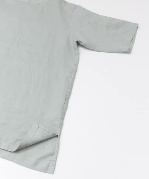 かぐれ / かぐれ シャツ・ブラウス | リネンプルオーバーシャツ | 詳細30