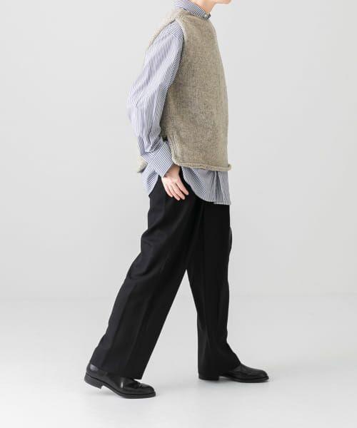 かぐれ / かぐれ ニット・セーター | ペルーニットベスト | 詳細12