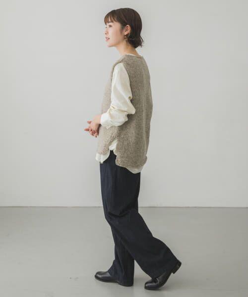 かぐれ / かぐれ ニット・セーター | ペルーニットベスト | 詳細26