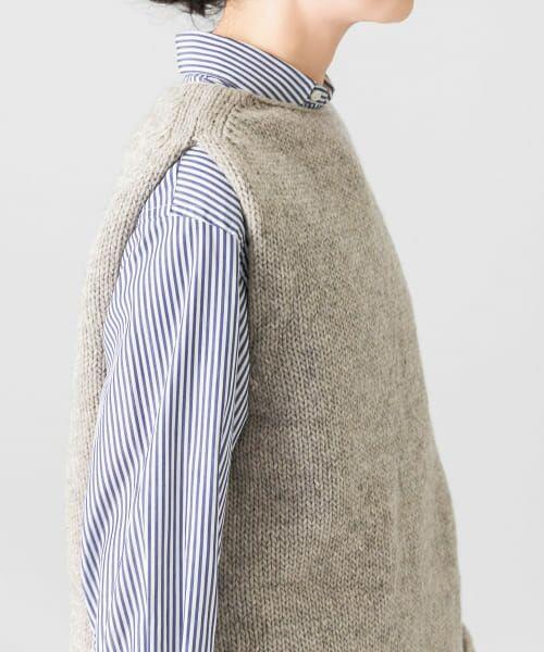 かぐれ / かぐれ ニット・セーター | ペルーニットベスト | 詳細9
