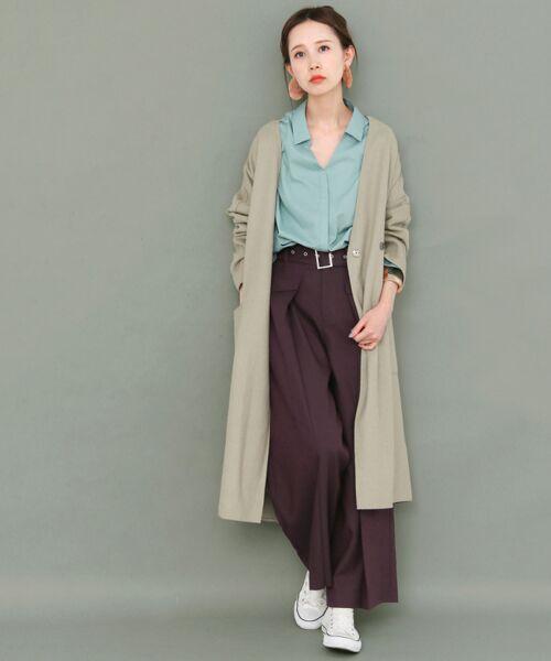 KBF / ケービーエフ その他アウター   ガウンコート   詳細10
