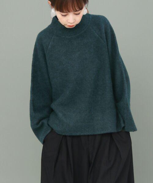 KBF / ケービーエフ Tシャツ   ソフトWIDEカットソー   詳細5