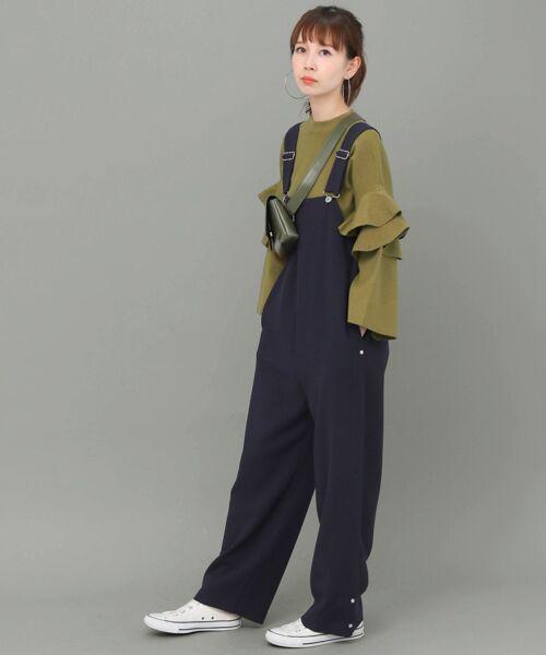KBF / ケービーエフ ニット・セーター | フリルスリーブニット | 詳細8