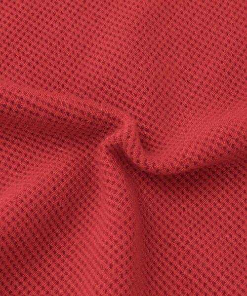 KBF / ケービーエフ Tシャツ | ロングスリーブワッフルプルオーバー | 詳細19