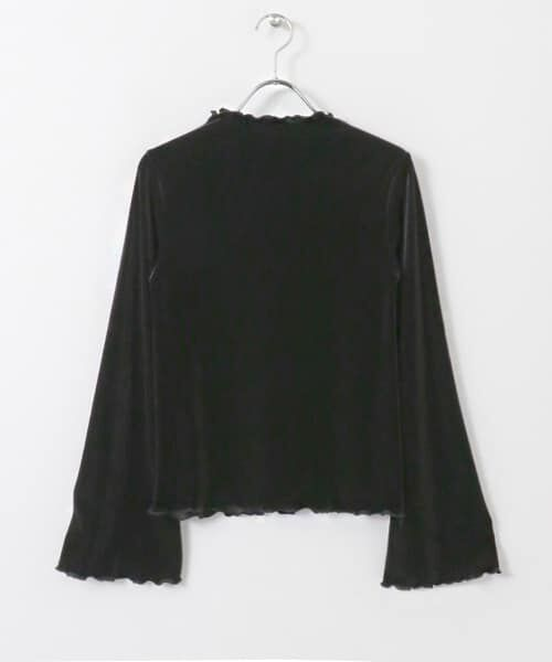 KBF / ケービーエフ Tシャツ | ベロアテレコTシャツ(BLACK)