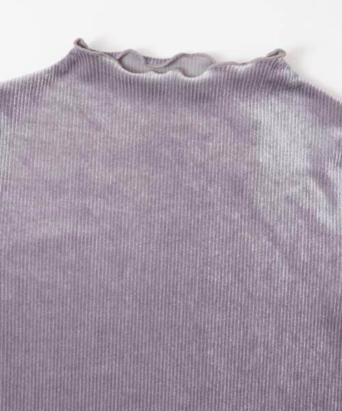 KBF / ケービーエフ Tシャツ | ベロアテレコTシャツ | 詳細1