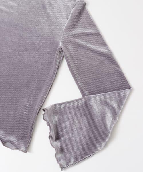 KBF / ケービーエフ Tシャツ | ベロアテレコTシャツ | 詳細2