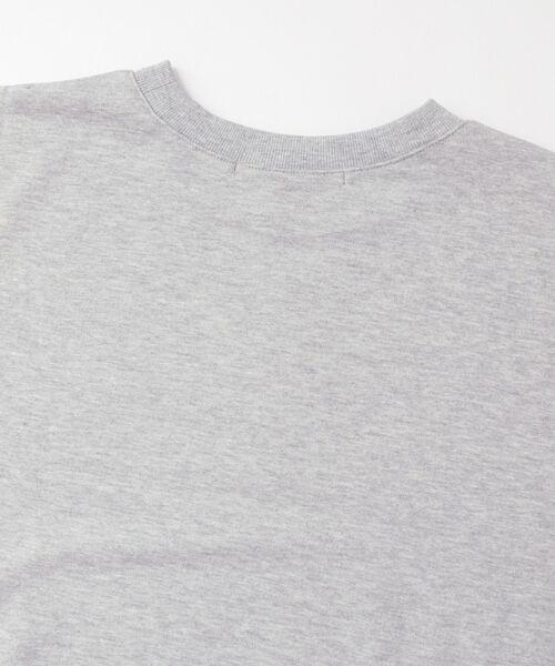 KBF / ケービーエフ Tシャツ | KBF+ ロゴスエット | 詳細12
