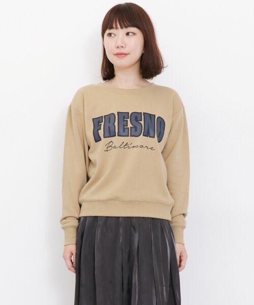 KBF / ケービーエフ Tシャツ | KBF+ ロゴスエット | 詳細4