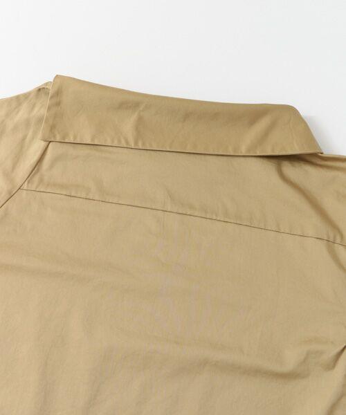 KBF / ケービーエフ Tシャツ | KBF+ ショルダーボタンシャツ | 詳細12