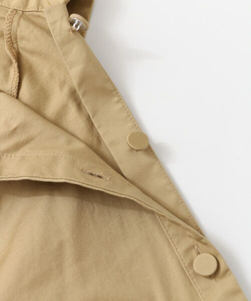 KBF / ケービーエフ Tシャツ | KBF+ ショルダーボタンシャツ | 詳細9
