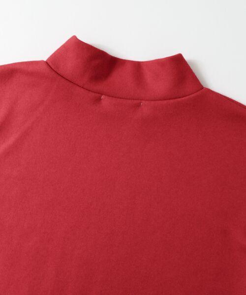 KBF / ケービーエフ Tシャツ   ウールmixタンク付きレイヤードカットソー   詳細12