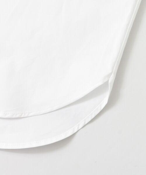 KBF / ケービーエフ Tシャツ   ウールmixタンク付きレイヤードカットソー   詳細16