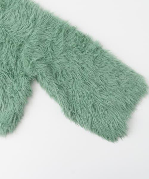 KBF / ケービーエフ ニット・セーター | フェザーロングスリーブニット | 詳細2