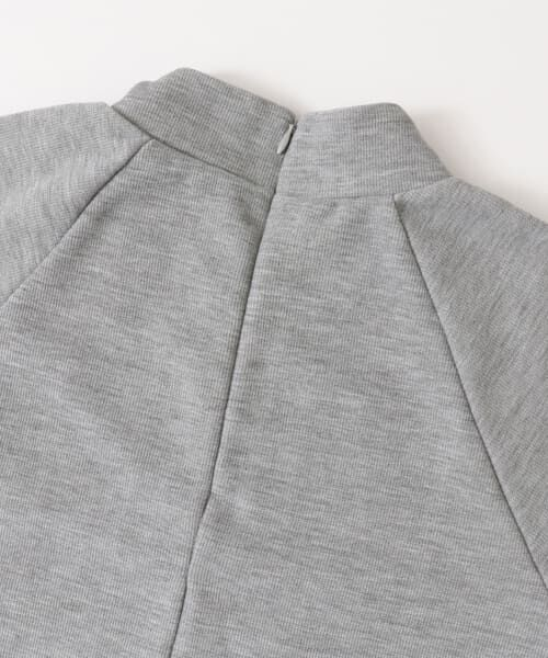 KBF / ケービーエフ Tシャツ | KBF+ ベルト付きハイネックトップス | 詳細10