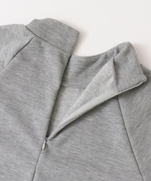 KBF / ケービーエフ Tシャツ | KBF+ ベルト付きハイネックトップス | 詳細11