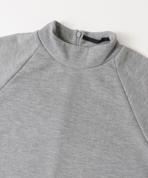 KBF / ケービーエフ Tシャツ | KBF+ ベルト付きハイネックトップス | 詳細7