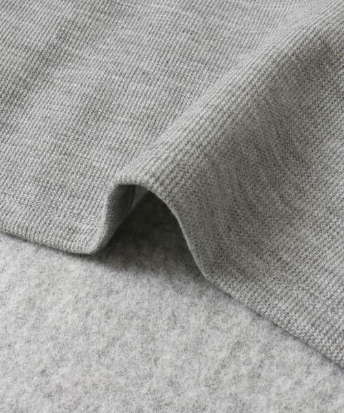 KBF / ケービーエフ Tシャツ | KBF+ ベルト付きハイネックトップス | 詳細9