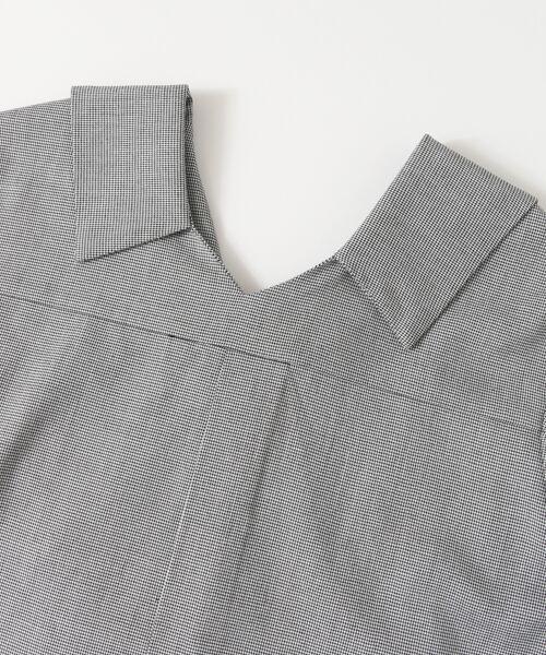KBF / ケービーエフ Tシャツ | KBF+ バックVネックビックシャツ | 詳細11